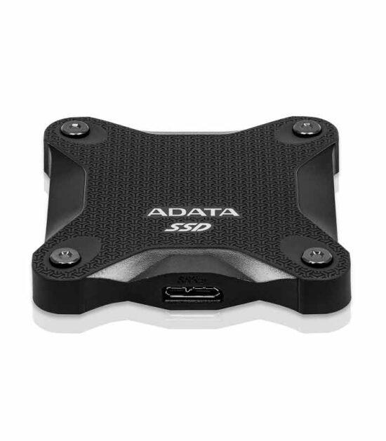 A-DATA eksterni SSD 480GB ASD600Q-480GU31-CBK crni