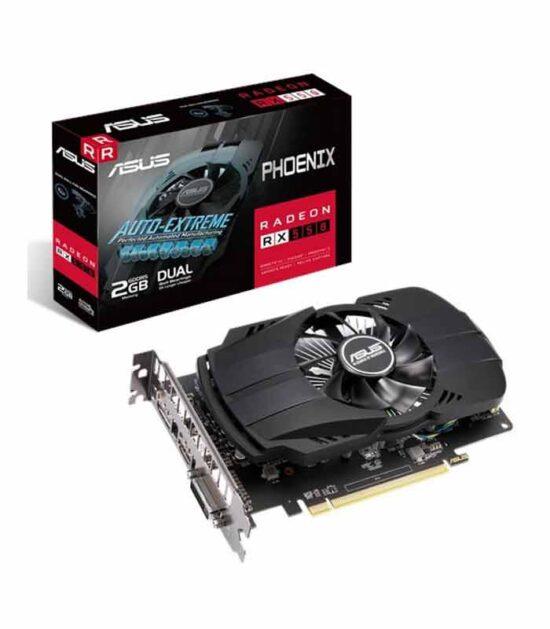 Grafička kartica ASUS AMD Radeon RX 550 2GB 128bit PH-RX550-2G-EVO