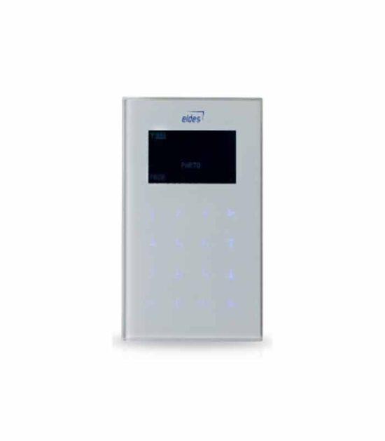Alarm šifrator žični ELDES LCD EKB2 beli