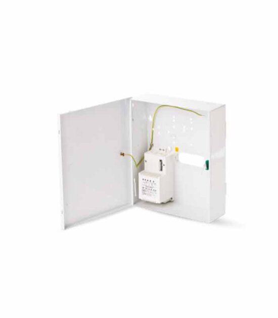 ELDES Metalna kutija ME1 sa trafoom 7/TRP40 40VA/18V + tamper za zid i vratanca