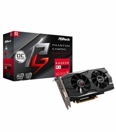 Grafička kartica ASROCK AMD Radeon RX 580 8GB 256bit PG D RADEON RX580 8G OC