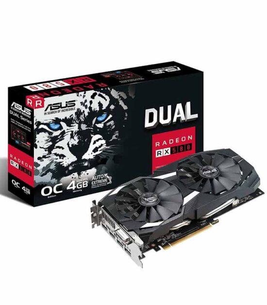 Grafička kartica ASUS AMD Radeon RX 580 8GB DUAL-RX580-O8G