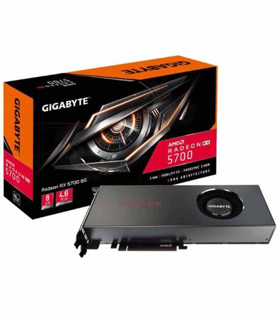 Grafička kartica GIGABYTE AMD Radeon RX 5700 8GB 256bit GV-R57-8GD-B