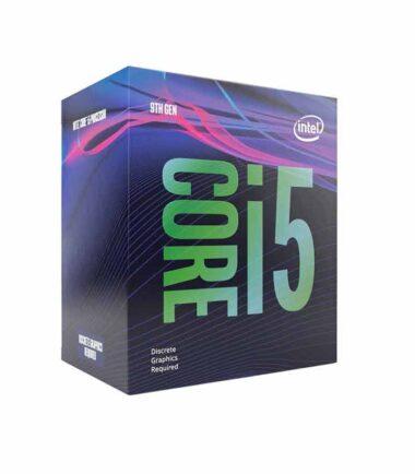 Procesor INTEL Core i5-9600KF 6-Core 3.7GHz (4.6GHz) Box