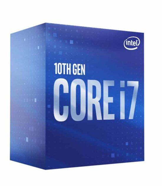 INTEL Core i7-10700K 8-Core 5.10GHz Box