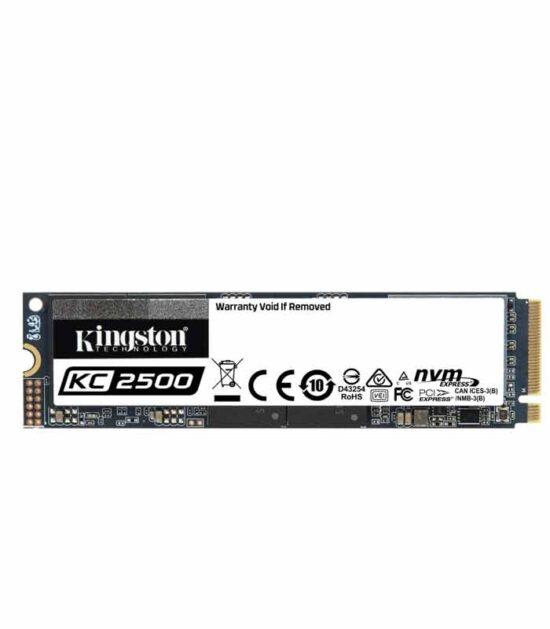 KINGSTON SSDNow disk 250GB M.2 NVMe SKC2500M8/250G KC2500 series