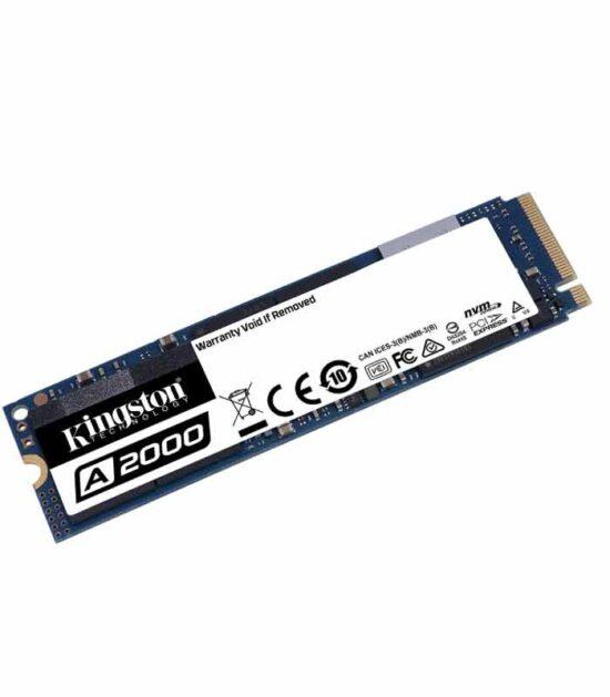 KINGSTON SSD disk 500GB M.2 NVMe SA2000M8/500G A2000 series