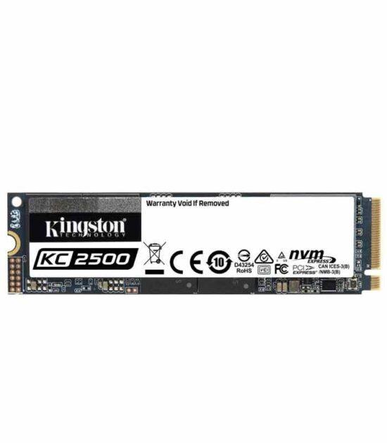 KINGSTON SSDNow disk 500GB M.2 NVMe SKC2500M8/500G KC2500 series