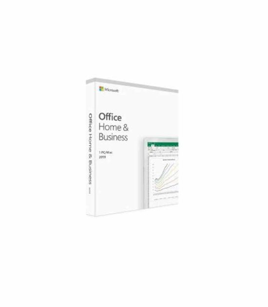 MICROSOFT Office Home and Business 2019 English
