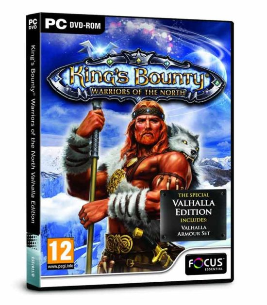 PC King's Bounty: Warriors Of The North
