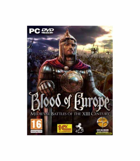 PC XIII Century: Blood of Europe