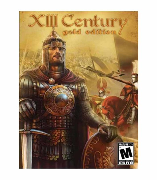 PC XIII Century Gold Edition (Death or Glory + Blood of Europe)