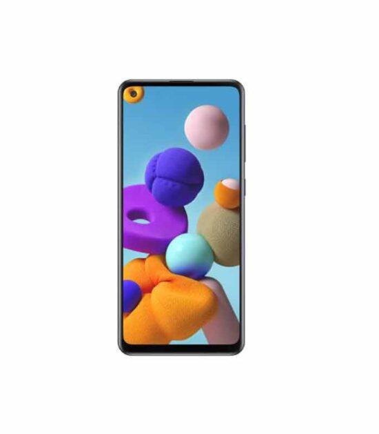 Samsung A21s 4 64 Dual Sim Crni mobilni telefon