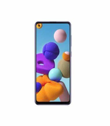 Samsung A21s 4 64 Dual Sim plavi mobilni telefon
