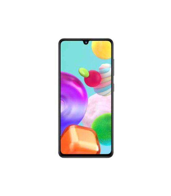 Samsung Galaxy A41 mobilni telefon Crni