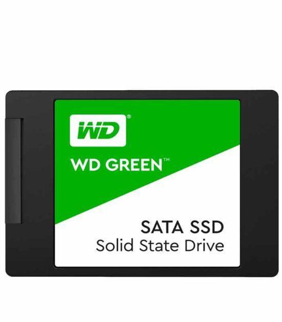 "WD SSD disk 480GB 2.5"" SATA III WDS480G2G0A Green"