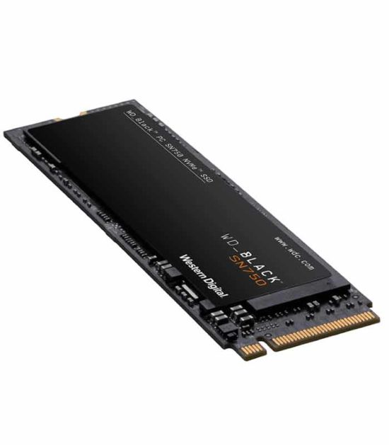 WD ssd disk 500GB M.2 NVMe Gen3 WDS500G3X0C Black
