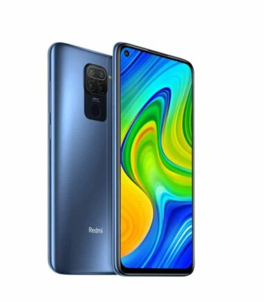 XIAOMI Redmi Note 9 4+128 Midnight Grey mobilni telefon