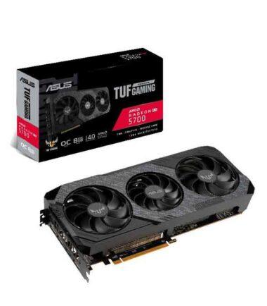 ASUS AMD Radeon RX 5700 8GB 256bit TUF 3-RX5700-O8G-EVO-GAMING