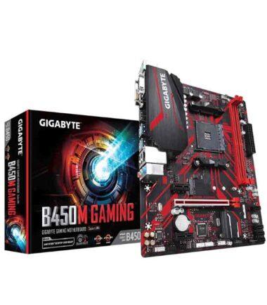 GIGABYTE B450M GAMING rev.1.0