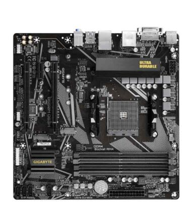 GIGABYTE B550M DS3H rev. 1.0
