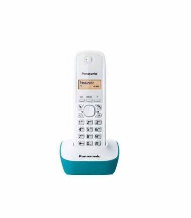 Panasonic bežični telefon KX-TG1611FXC Zeleni