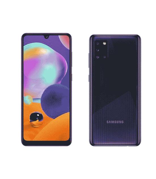 SAMSUNG Galaxy A31 Crni