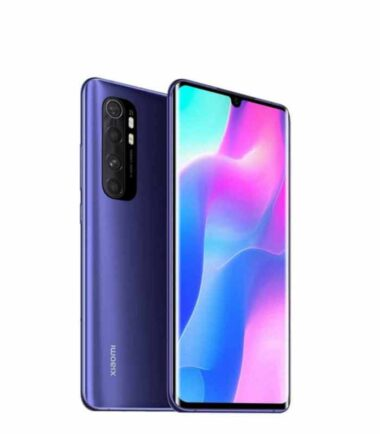 XIAOMI Mi Note 10 LITE 6+128GB Nebula Purple