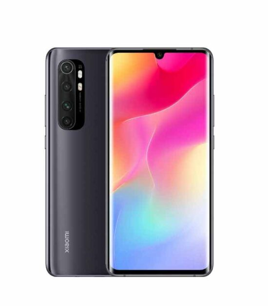 Xiaomi Mi Note 10 lite EU 6+64 Midnight Black
