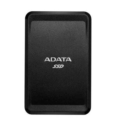 Eksterni SSD A-DATA 250GB ASC685-250GU32G2-CBK crni