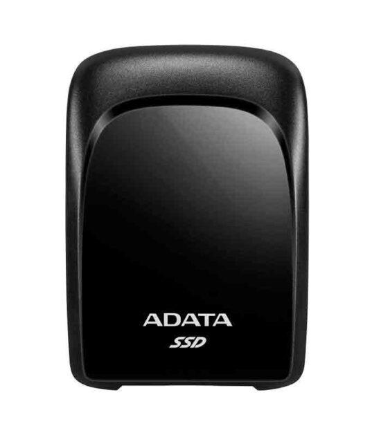 Eksterni SSD A-DATA 480GB ASC680-480GU32G2-CBK crni