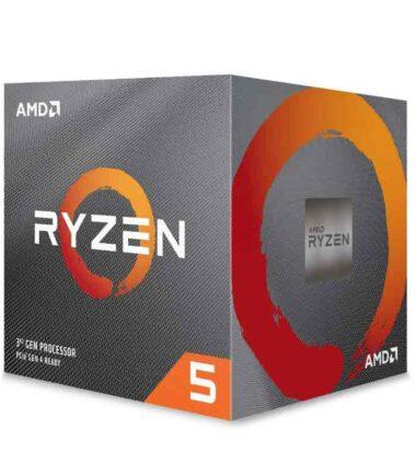 Procesor AMD Ryzen 5 3600XT 6 cores 3.8GHz (4.5GHz) Box