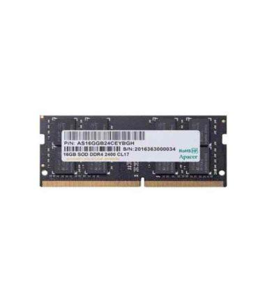 APACER SODIMM DDR4 16GB 2400MHz ES.16G2V.GNH-00G