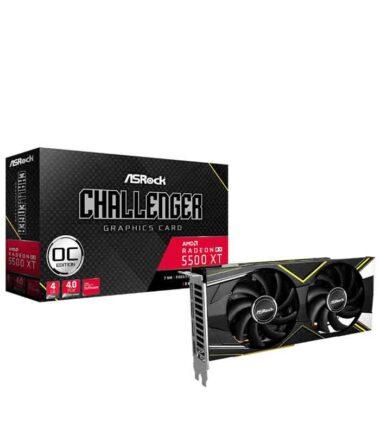 Grafička karta ASROCK AMD Radeon RX 5500 XT 4GB 128bit RX5500XT CLD 4GO