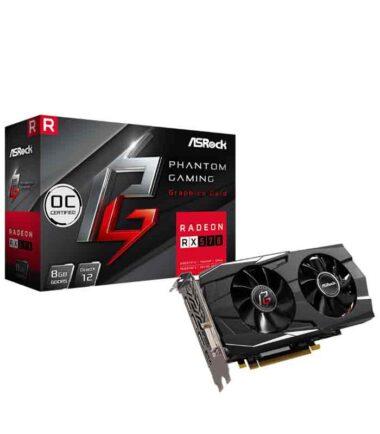 Grafička karta ASROCK AMD Radeon RX 570 8GB 256bit PG D RADEON RX570 8G OC