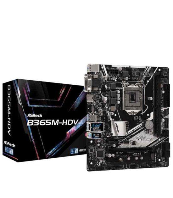 ASROCK B365M-HDV matična ploča