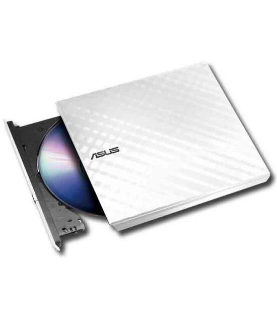 ASUS DVD uređaj SDRW-08D2S-U LITE DVD RW USB eksterni beli