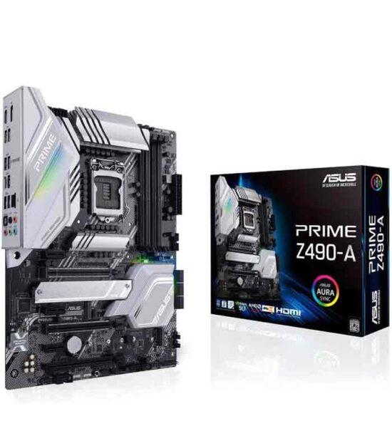 ASUS PRIME Z490-A matična ploča