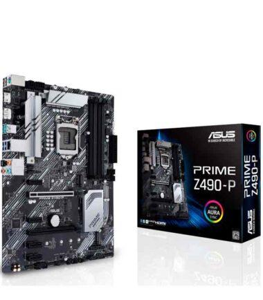 ASUS PRIME Z490-P matična ploča