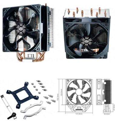 COOLER MASTER Hyper T4 procesorski hladnjak