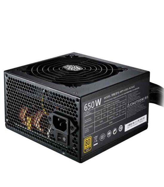 COOLER MASTER MWE Gold 650W napajanje (MPY-6501-ACAAG)