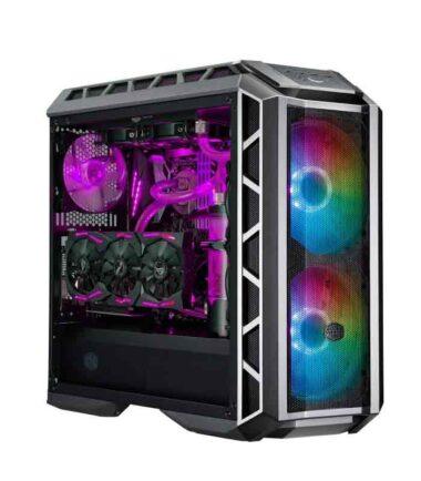 COOLER MASTER MasterCase H500P Mesh ARGB modularno kućište