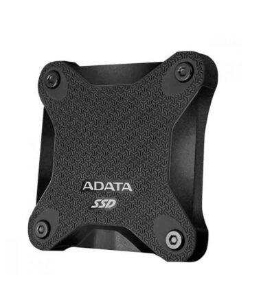 Eksterni SSD A-DATA 240GB ASD600Q-240GU31-CBK crni