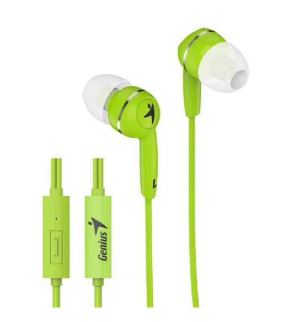 GENIUS HS-M320 zelene slušalice