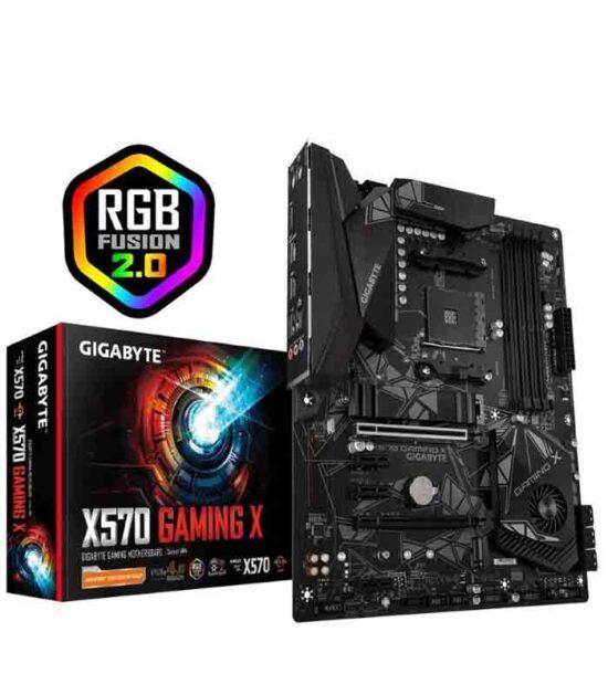 GIGABYTE X570 GAMING X rev.1.1