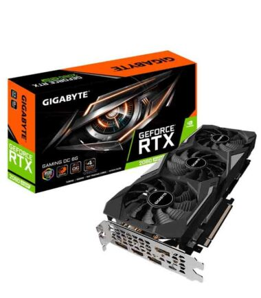 GIGABYTE nVidia GeForce RTX 2080 SUPER 8GB 256bit GV-N208SGAMING OC-8GC rev 1.0