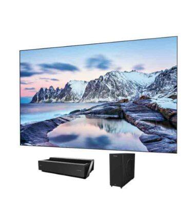 "HISENSE 100"" H100LDA Smart 4K Ultra HD digital Laser TV + panel + zvučnici"