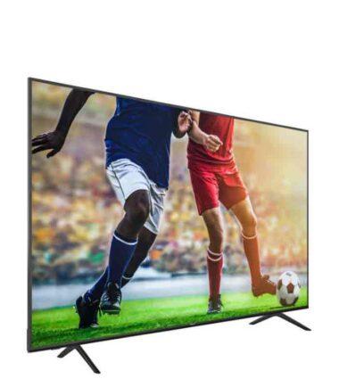 """HISENSE 75A7100F 75"""" Smart LED Ultra HD digital TV G"""