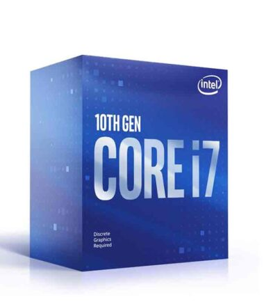 Procesor INTEL Core i7-10700F 8 cores 2.9GHz (4.8GHz) Box
