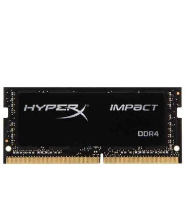 KINGSTON SODIMM DDR4 32GB 2666MHz HX426S16IB/32 HyperX Impact